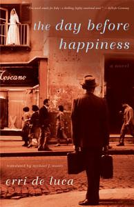 The Day Before Happiness Book