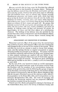 Report of the Archivist of the United States as to the Franklin D  Roosevelt Library  Hyde Park  N Y  PDF