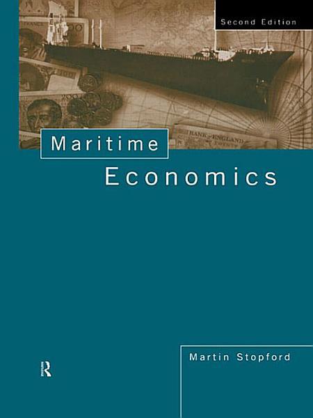 Download Maritime Economics Book