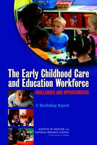 The Early Childhood Care and Education Workforce Book