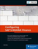 Configuring SAP S 4HANA Finance PDF