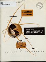 The Naval Nuclear Propulsion Training Program PDF