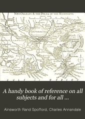 A Handy Book of Reference on All Subjects and for All Readers: Volume 6