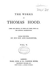 Works: Comic and Serious, in Prose and Verse, with All Original Illustrations, Volume 5