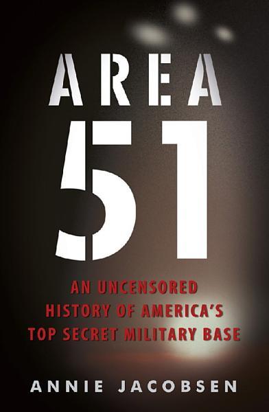 Secret Genesis Of Area 51 The