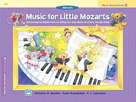 Music for Little Mozarts  Music Recital Book 4 PDF