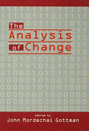 The Analysis of Change