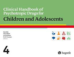 Clinical Handbook of Psychotropic Drugs for Children and Adolescents PDF