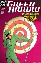 Green Arrow (2001-) #35