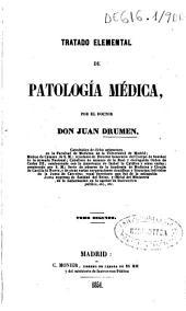 Tratado elemental de patología médica: Volumen 2