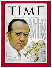 TIME Magazine Biography--Jonas Salk