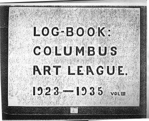 Columbus Art League History  1923 1935 PDF