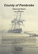 County of Pembroke, Shipwreck Report: Port of Ngqura, South Africa
