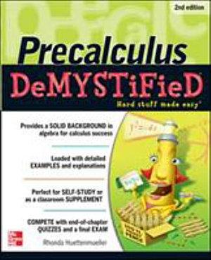 Pre calculus Demystified 2 E