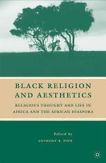Black Religion and Aesthetics