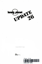 Lonely Planet Update 26