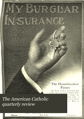 The American Catholic Quarterly Review ...: Volume 40