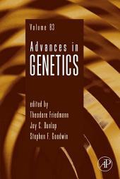 Advances in Genetics: Volume 83