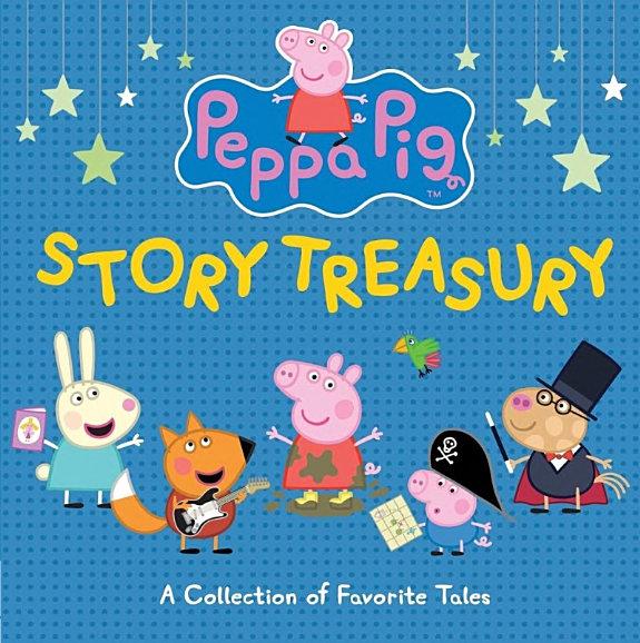 Peppa Pig Story Treasury PDF