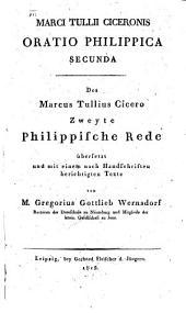 Orationes Philippicae