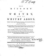 The history of Whitby, and of Whitby abbey, before the conquest