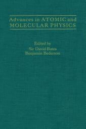 Advances in Atomic and Molecular Physics: Volume 23