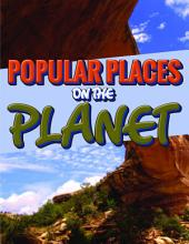 Popular Places On The Planet: An Awesome Picture Book