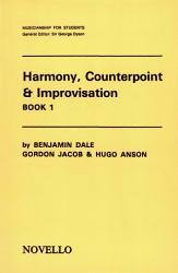 Harmony Counterpoint Improvisation Book 1 Book PDF