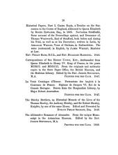 Correspondence of Colonel N. Hooke: Agent from the Court of France to the Scottish Jacobites, in the Years 1703-1707, Part 1