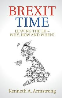 Brexit Time Book