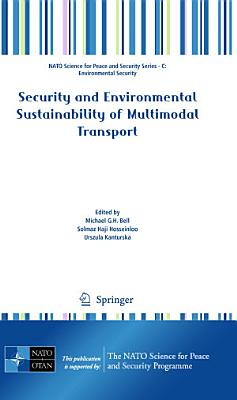 Security and Environmental Sustainability of Multimodal Transport PDF