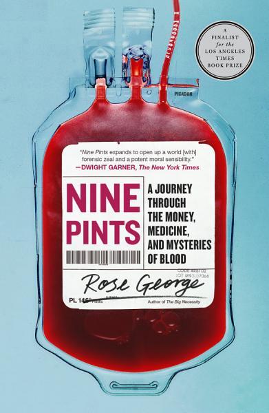 Download Nine Pints Book