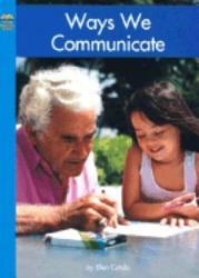 Ways We Communicate Book PDF