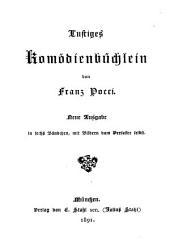 Lustiges Komödienbüchlein: Bände 3-4