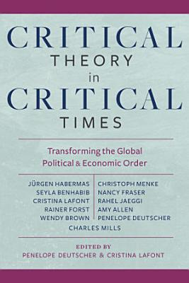 Critical Theory in Critical Times