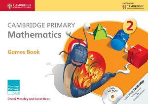 Cambridge Primary Mathematics Stage 2 Games Book With Cd Rom Book PDF