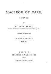Macleod of Dare: A Novel, Volume 2