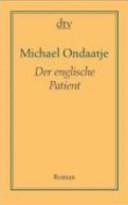 Der englische Patient PDF