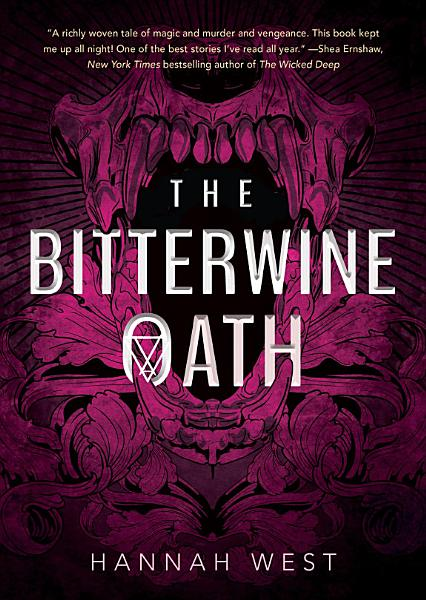 Download The Bitterwine Oath Book