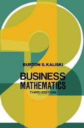 Business Mathematics: Edition 3