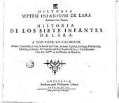 Historia septem infantium de Lara