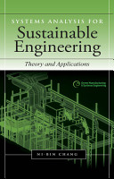 Systems Analysis for Sustainable Engineering  Theory and Applications PDF