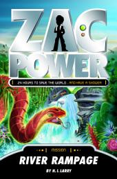 Zac Power: River Rampage