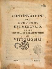 Il Mercurio overo historia de Correnti tempi (1635-1655) di Vittorio Siri