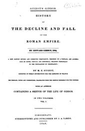 History of the Decline and Fall of the Roman Empire -: Volume 4