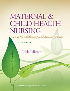 Maternal and Child Health Nursing Book
