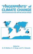 Fingerprints    of Climate Change PDF