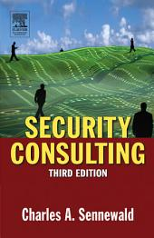 Security Consulting: Edition 3