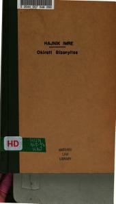 Okirati bizonyitás a középkori magyar perjogban