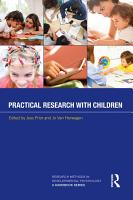 Practical Research with Children PDF